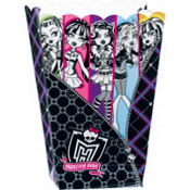 Monster High Favor Container 5in