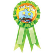 Uglydoll Award Ribbon