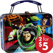 Toy Story Metal Mini Lunch Box 5 1/2in x 4in