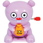 Uglydoll Trunko Purple Windup Toy