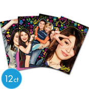 iCarly Sketch Pads 12ct