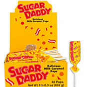 Sugar Daddy Junior Pops 48ct