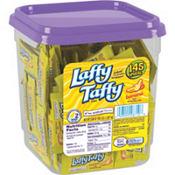 Banana Laffy Taffy Chews 145pc