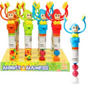 Monkey Madness Candy Toy 24ct