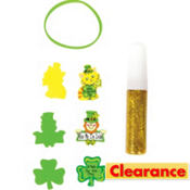 St. Patricks Day Bracelet Party Pack 6ct