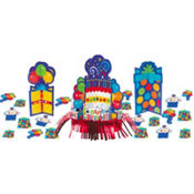 Birthday Fever Table Decoration Kit 23pc