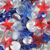 Patriotic Gem Mix