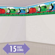 Thomas the Tank Engine Border Wall Decal 15ft