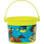 Toy Story Favor Container 4in