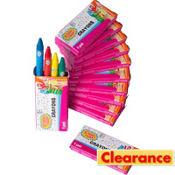 Yo Gabba Gabba! Crayons 12ct