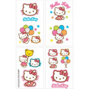 Hello Kitty Tattoos 16ct