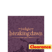 Twilight Breaking Dawn Beverage Napkins 16ct