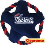 New England Patriots NFL Star Rope Disk