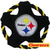 Pittsburgh Steelers NFL Star Rope Disk