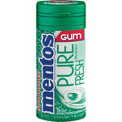 Spearmint Mentos Gum 15pc