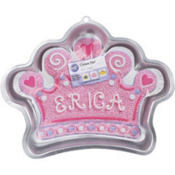 Crown Cake Pan 14in