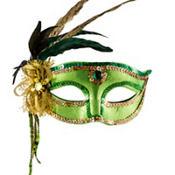 Woodland Fairy Feather Mask