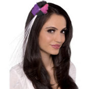 Rainbow Light-Up Hair Extension