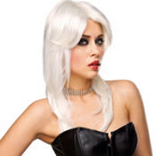 Hot Frost Seductress Wig