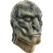 Latex Amazing Spider-Man Lizard Mask Deluxe