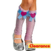 Girls Winx Bloom Leg Covers