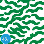 St. Patricks Day Moustaches 48ct<span class=messagesale><br><b>25¢ per piece!</b></br></span>