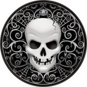 Fright Night Dinner Plates 18ct