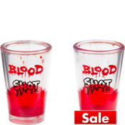 Blood Shot Glasses 2ct