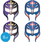 WWE Masks 8ct
