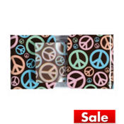 Peace Flag Page Markers 72pc