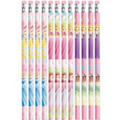Disney Princess Pencils 12ct
