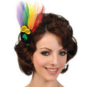 St. Patricks Day Rainbow Headband