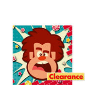 Wreck It Ralph Beverage Napkins 16ct