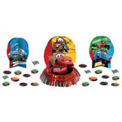Cars Centerpiece Kit 23pc
