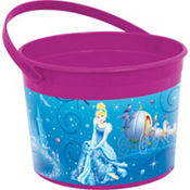 Cinderella Party Favor Container