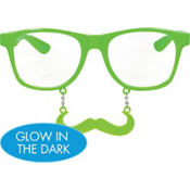 Glow In The Dark The Nuke Sun-Staches