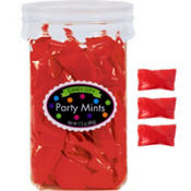 Red Party Mints 17oz