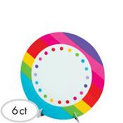 Rainbow Label Kit 6pc