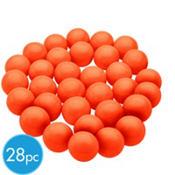 Orange Gumballs 28pc