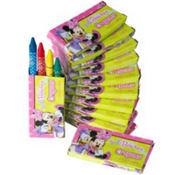 Minnie Mouse Crayons 12pk