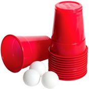 Cup and Ball Drinking Game