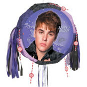 Justin Bieber Pinata 19in