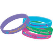 Dora the Explorer Wristbands 4ct