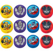 Transformers Pencil Sharpeners 12ct
