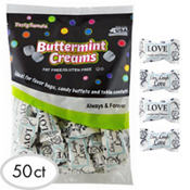 Always and Forever Pillow Mints 50ct