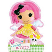 Lalaloopsy Invitations 8ct