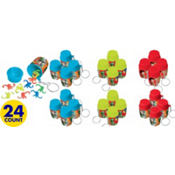 Toy Story Monkey Game Keychains 24ct