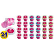 Barbie Glitter Putty 24ct