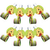 Pooh and Pals Blowouts 8ct