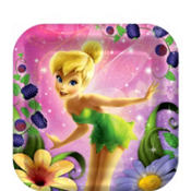 Best Friend Fairies Tinker Bell Dessert Plates 8ct